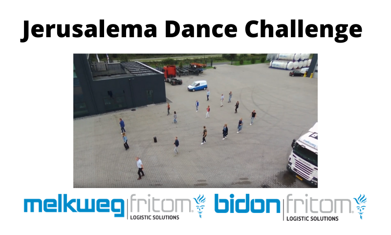 Jerusalema Dance Challenge By